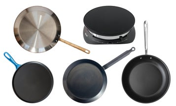 Right Pan for the Job: 5 Great Crêpe Pans