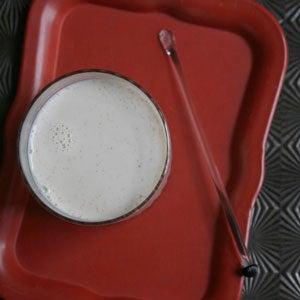 Martinique Milk Punch
