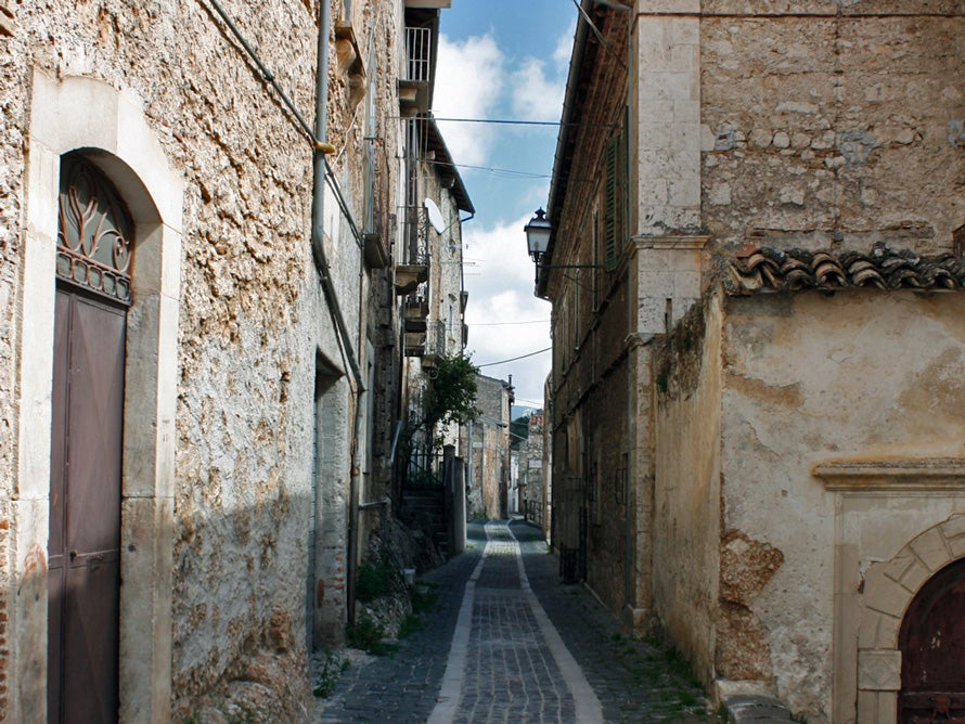 Abruzzo, Roadtrip