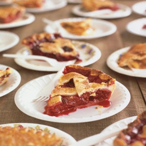Summer Fruit Pies, Crisps, Cobblers, Tarts, and more