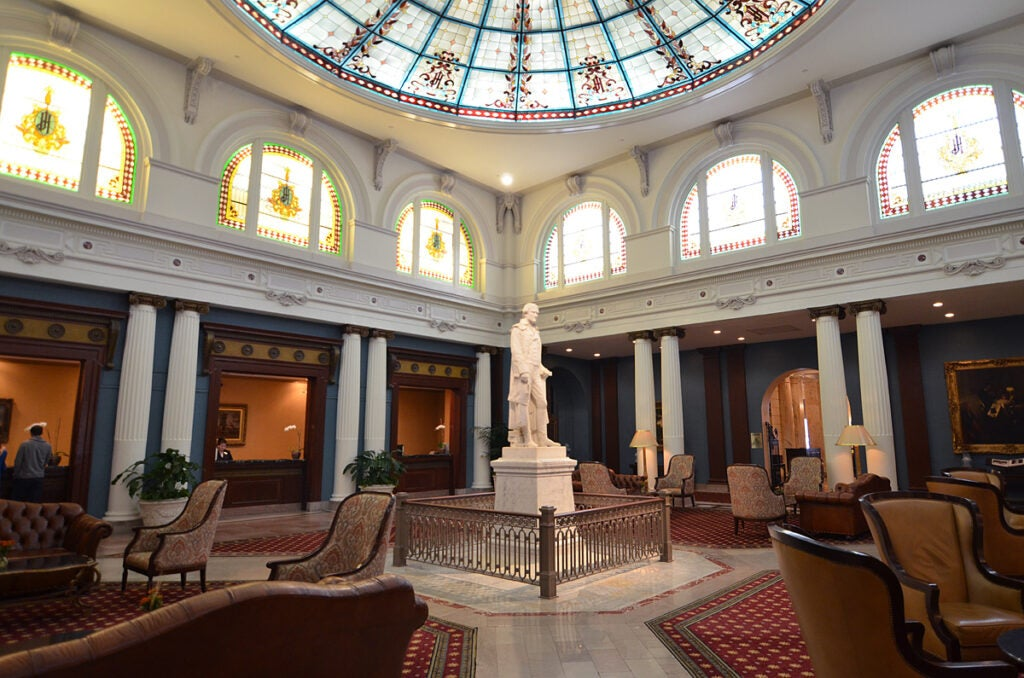 The Jefferson Hotel, Richmond, Virginia