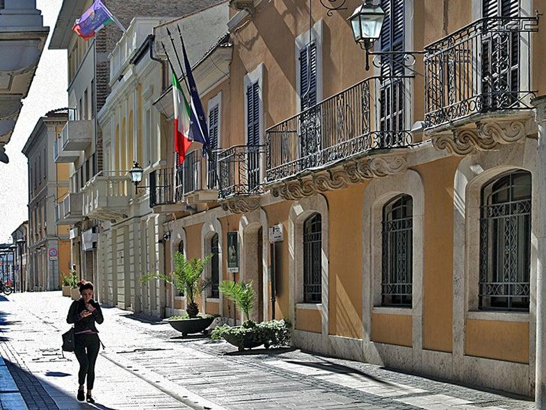 Abruzzo, Roadtrip, Taverna 58