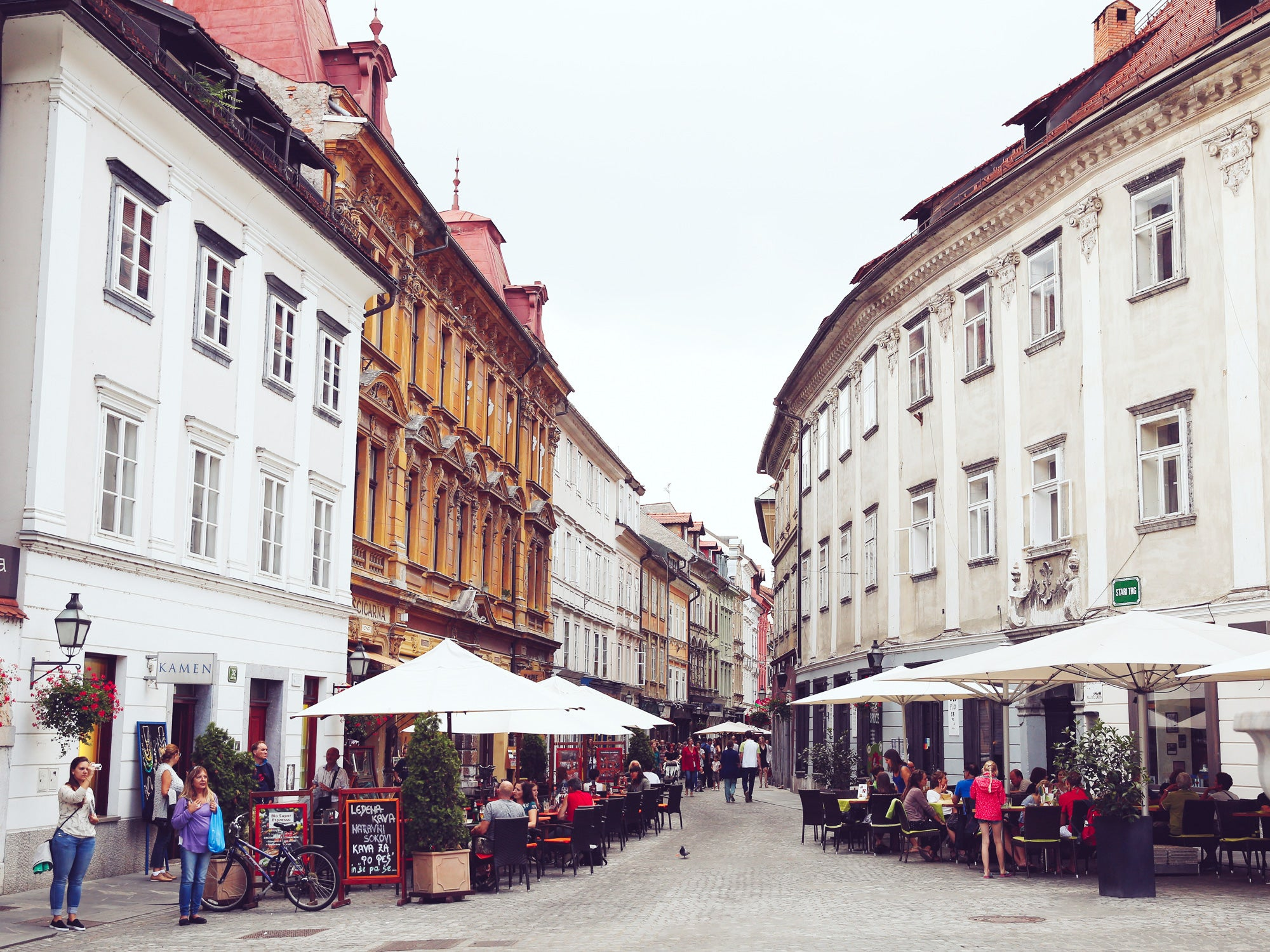 The Best Restaurants in Ljubljana, Slovenia