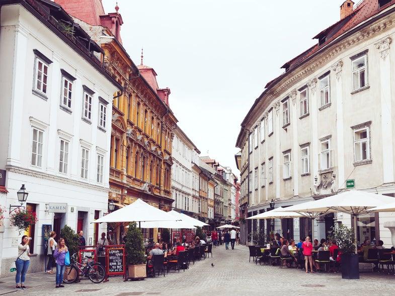 The Best Restaurants in Ljubljana, Slovenia