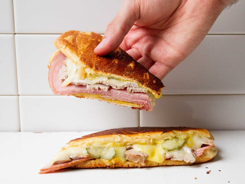 Bring Miami's Party Sandwich Home for Dinner
