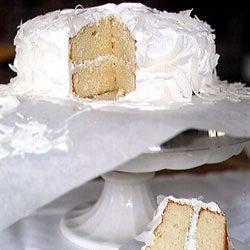 Mama Lou's Coconut Cake