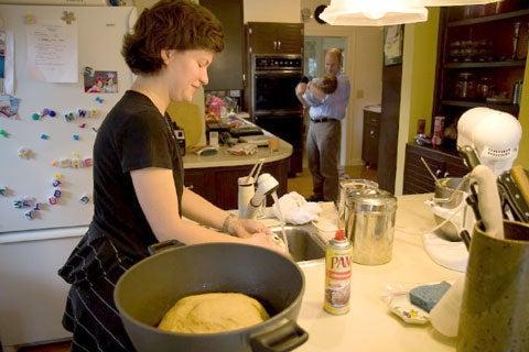 Inside a Kosher Kitchen