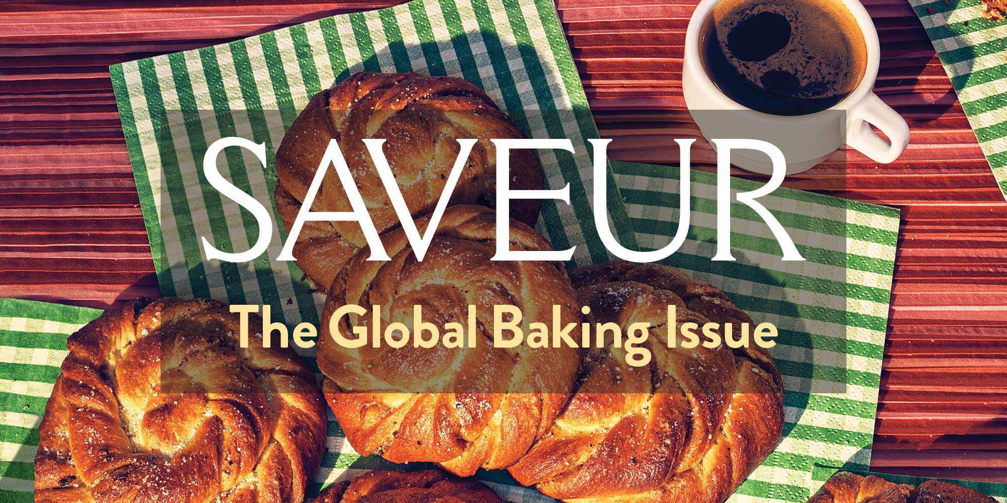 A Worldwide View of Baking