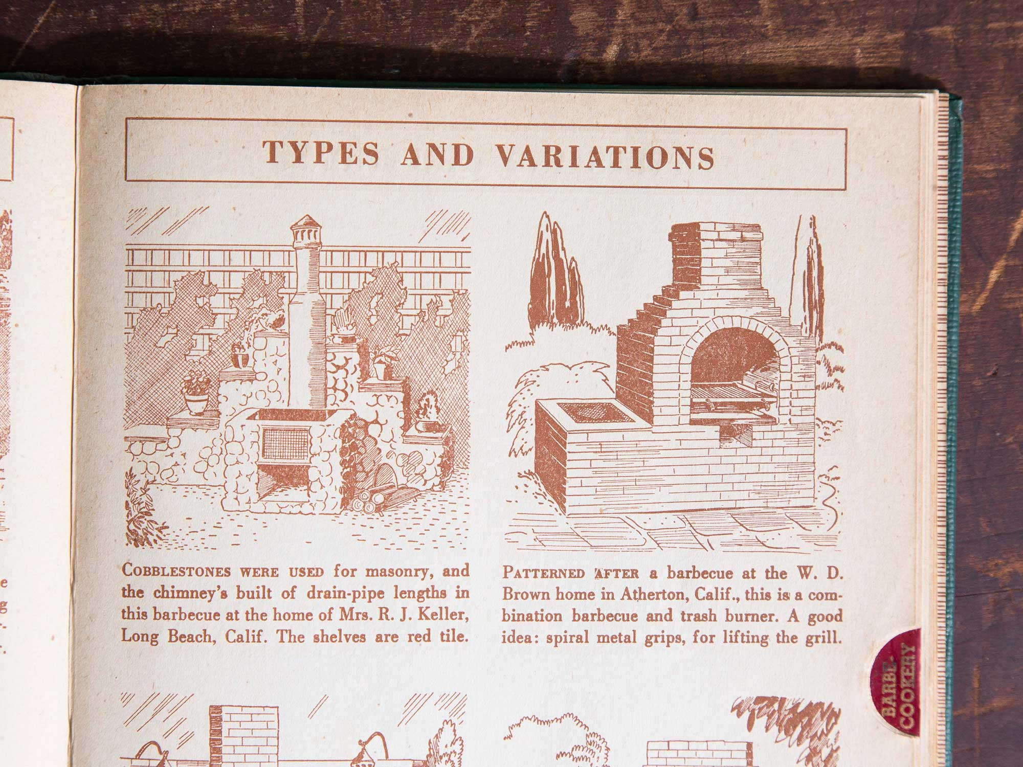 Pore Over the Meticulous Diagrams in the Original Barbecue Cookbook