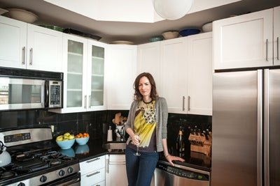 I Love My Kitchen Because: Kerry Diamond