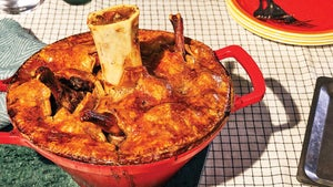 Quebecois-Style Mixed Meat Pie (Cipaille)