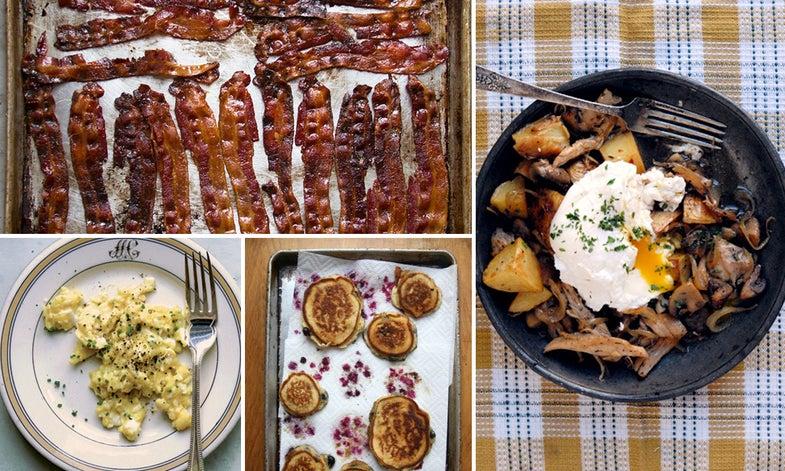 Menu: A Homemade Diner Breakfast