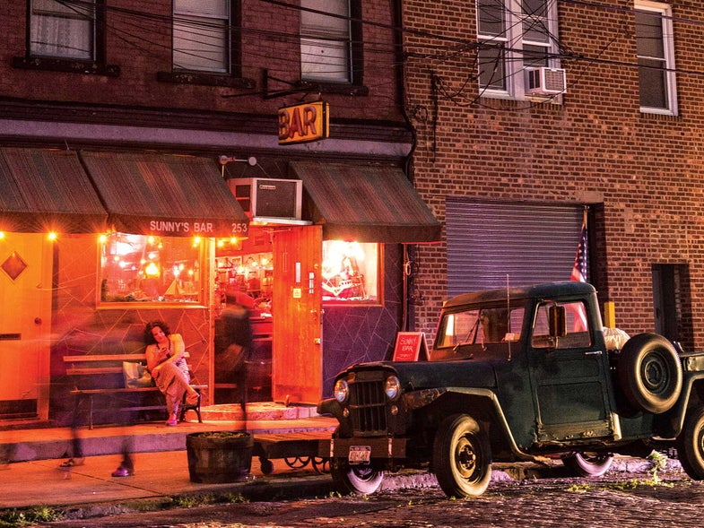 Why Sunny's is Everyone's Favorite Brooklyn Fisherman's Dive Bar