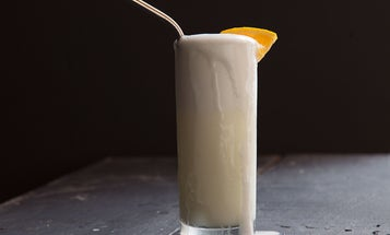 Stop Driving Your Bartender Crazy and Make Your Own Ramos Gin Fizz