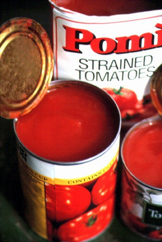 Tomato-Cream Sauce