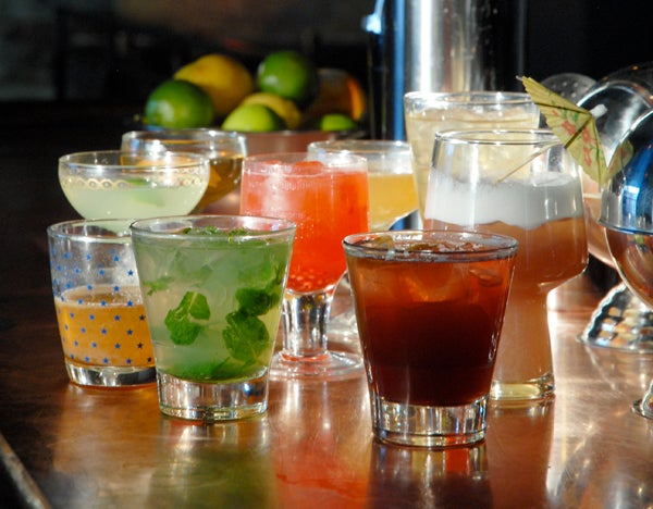 Friday Cocktails: A Drink For Each Best Picture Nominee