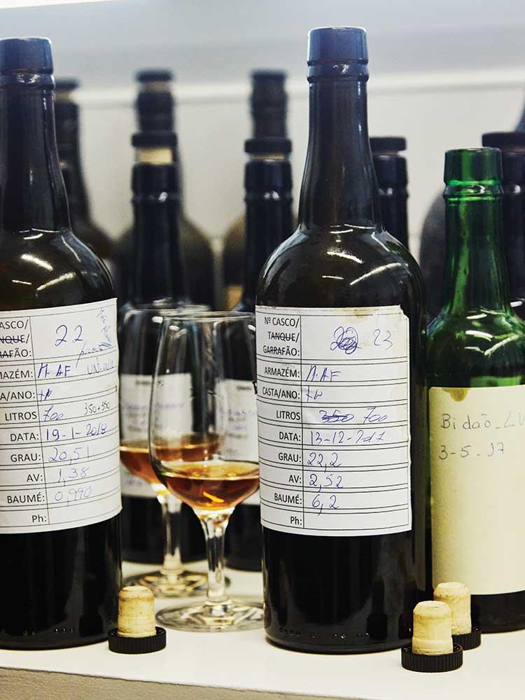 Winemaker Ricardo Freitas
