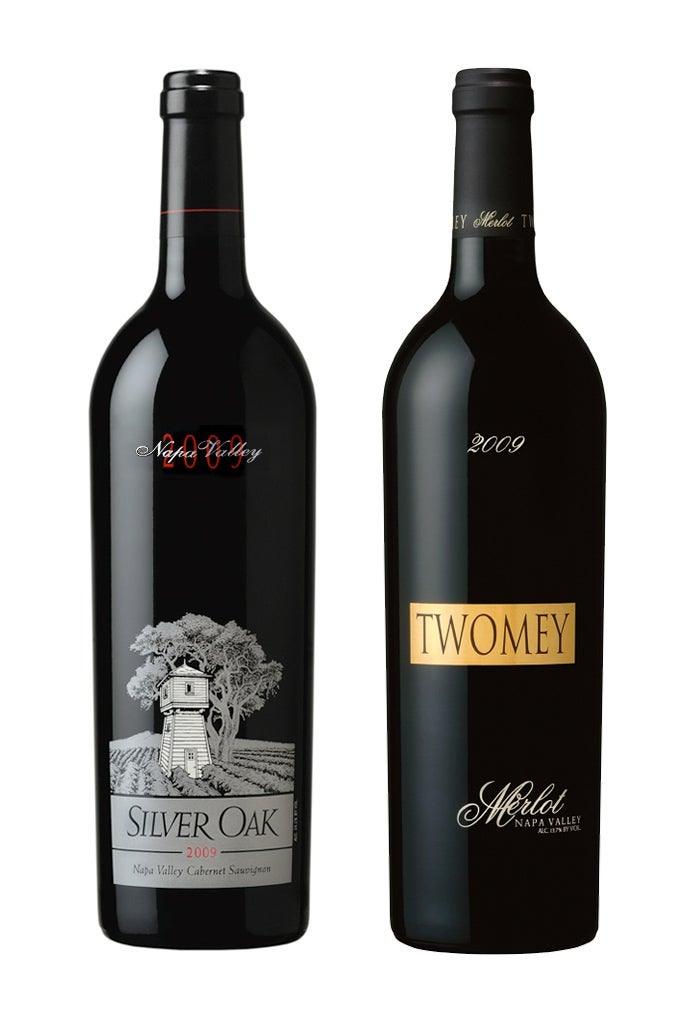 Drink This Now: Silver Oak Cabernet Sauvignon and Twomey Merlot