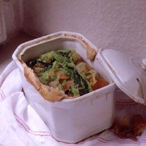 Preparing a Foie Gras Terrine