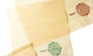 One Good Find: Reusable Food Wrap