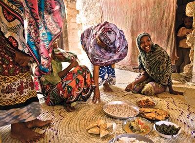 Kenya's Bounty