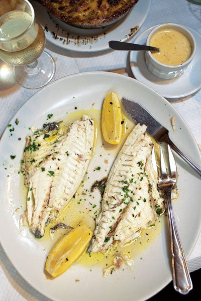 Poisson en Papillote (Fish Baked in Parchment Packets)