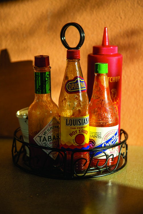 Spice of Life: Louisiana Hot Sauce