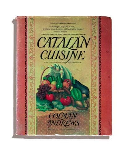 Catalan Cuisine Cookbook