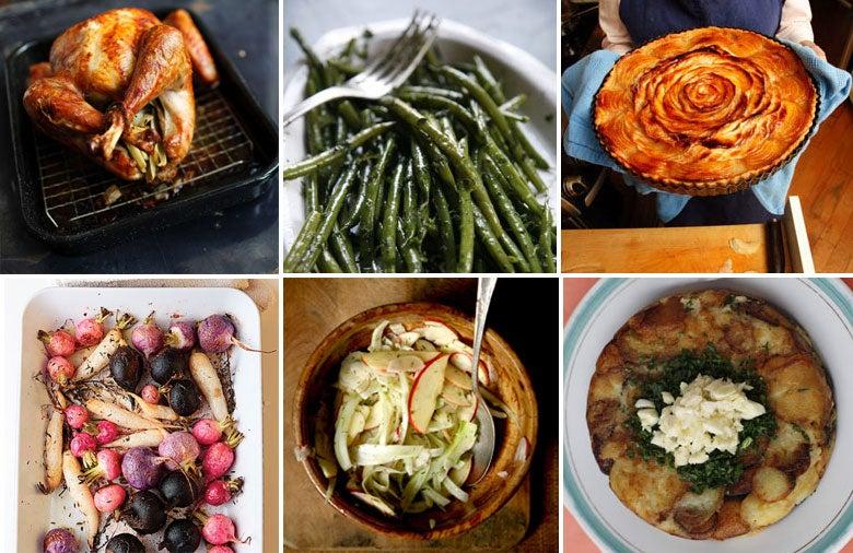 Menu: An Elegant French-Inspired Thanksgiving