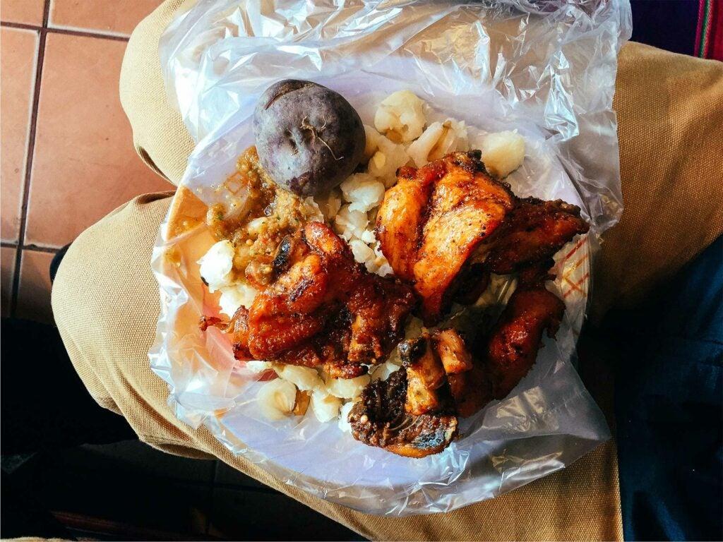 Mercado Rodriguez Fried Chicken