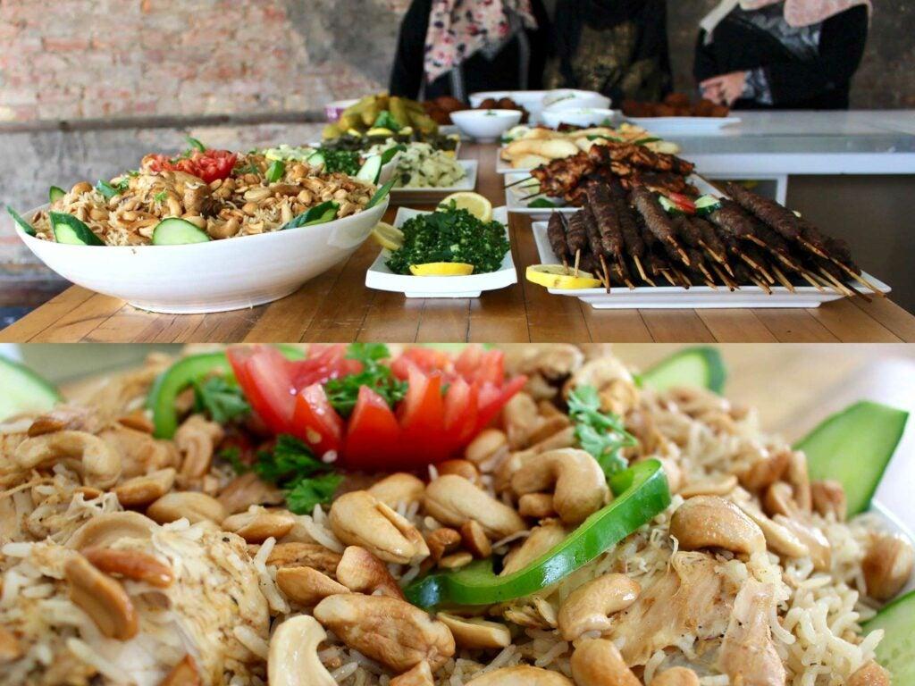 Karam Kitchen Table