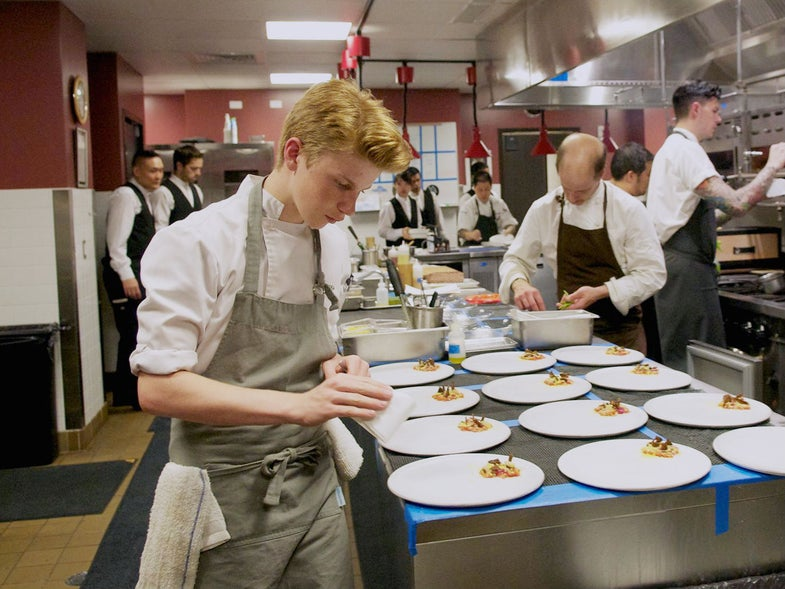Meet the Teenage Chefs and Activists Who Changed American Eating in 2016