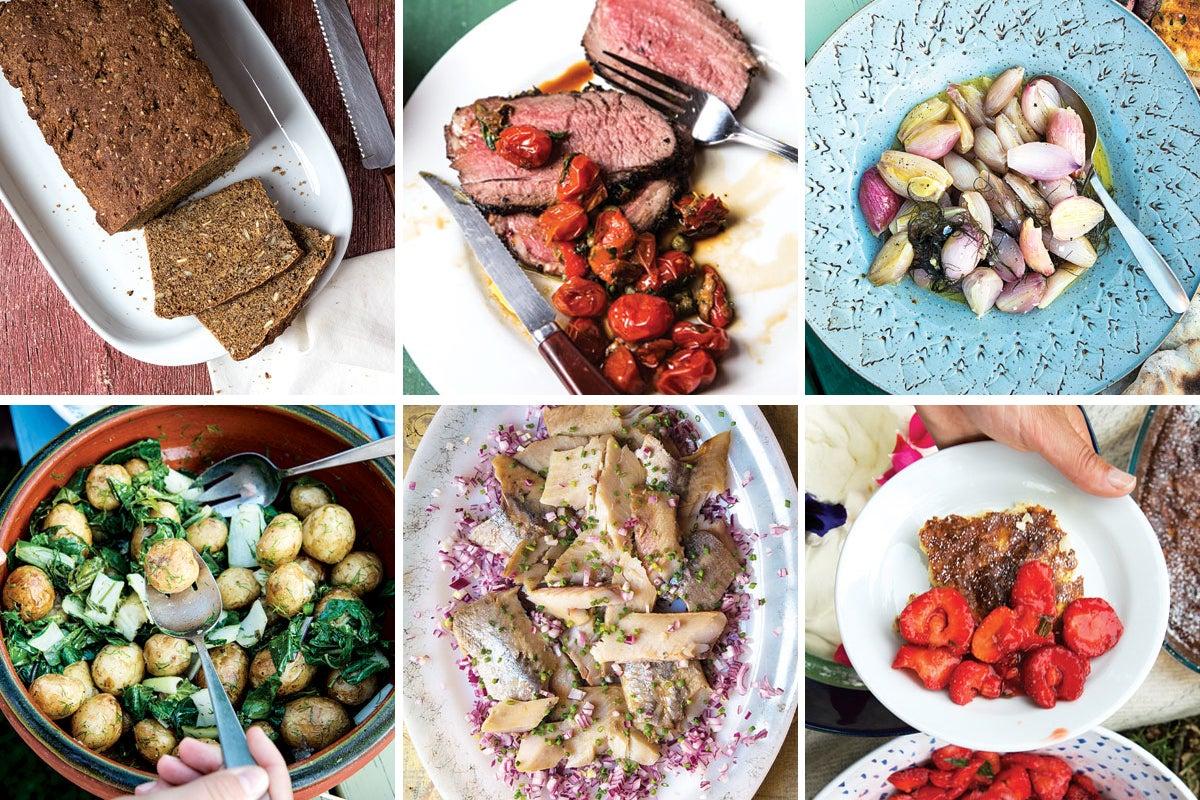 Menu: A Swedish Midsummer Celebration