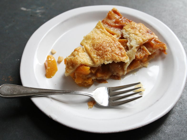 Peach Pie for Peach Recipes