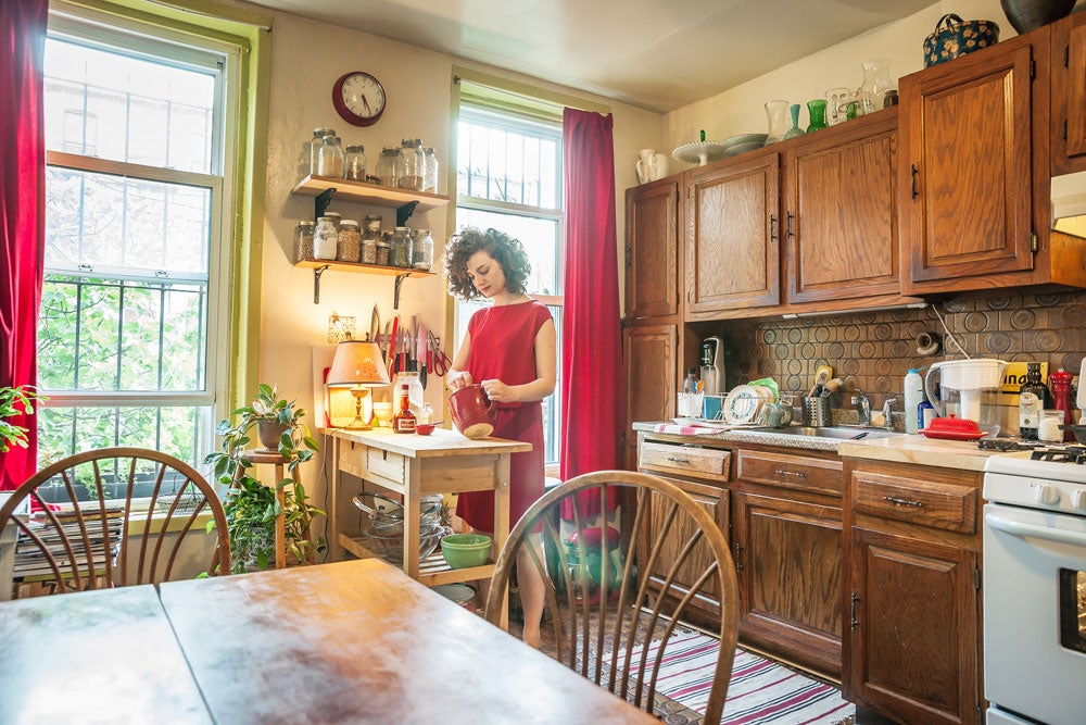 I Love My Kitchen Because: Anna Stockwell