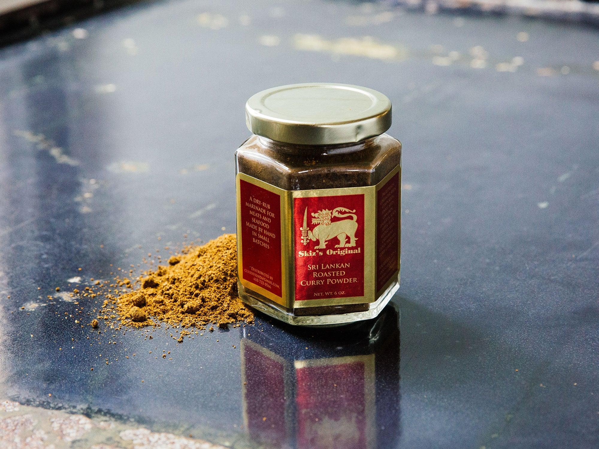 The Sri Lankan Secret to Crazy-Good Curry Powder