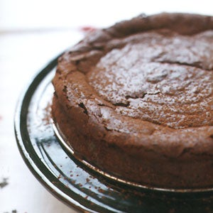 Fran Bigelow's Deep Chocolate Torte