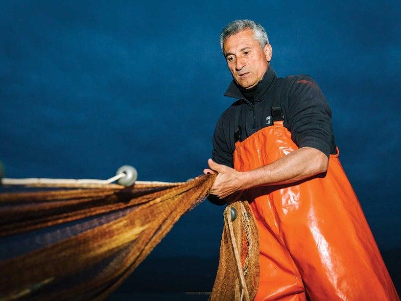 The Menaica Nets of Italy's Cilento Coast