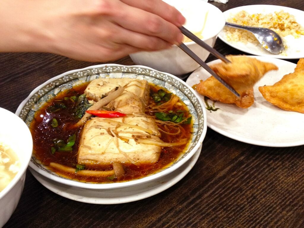 When it comes to stinky tofu, it's a love-hate thing