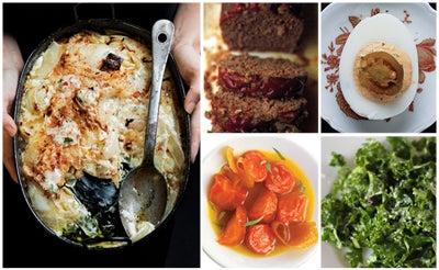 Menu: A Make-Ahead Dinner