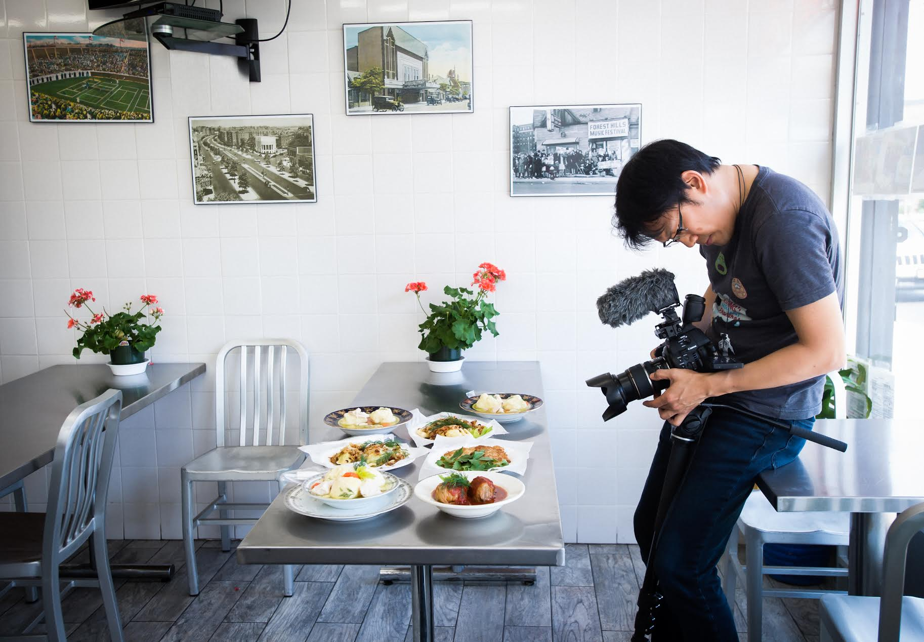 This Food Documentary Shows You the World in a New York Minute