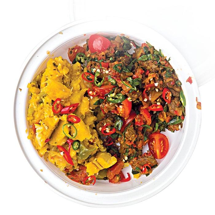 global food, travel, lunch, nairobi, sukuma wiki, kenya