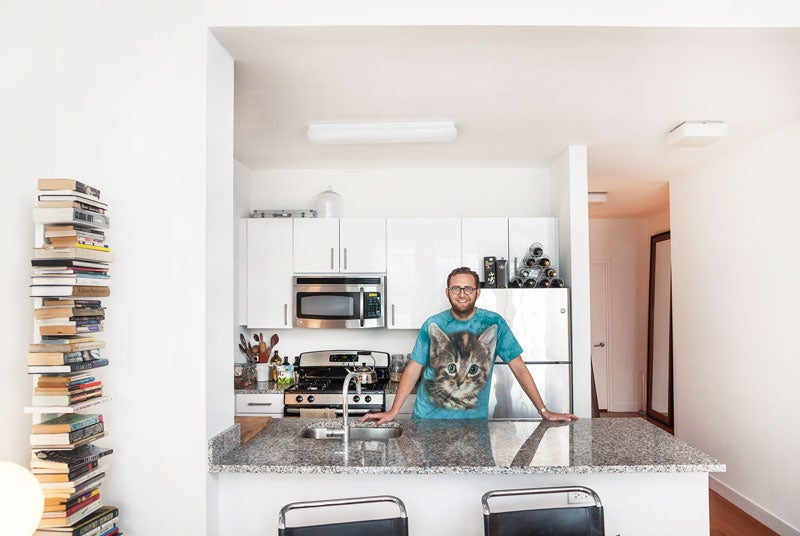 I Love My Kitchen Because: Todd Selby