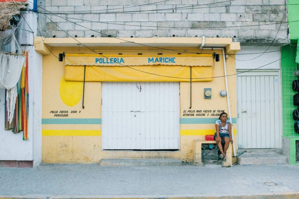 """""""Pollería"""