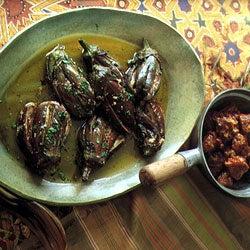 Pickled Eggplant