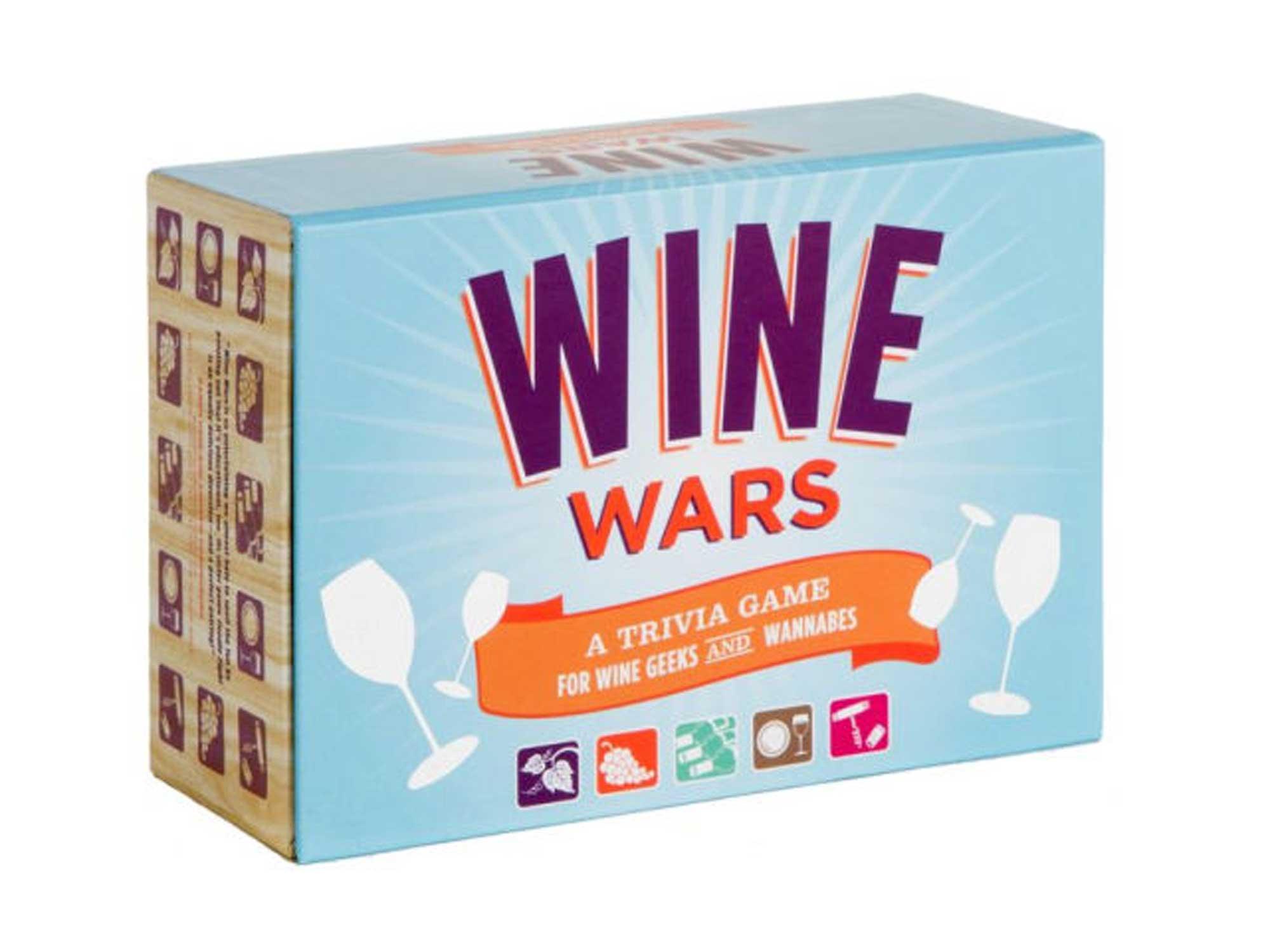Wine Wars Board Game