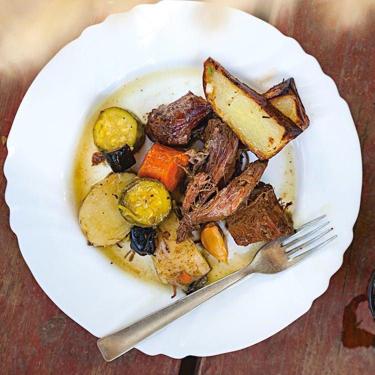 Galilean Beef Stew (Poike)