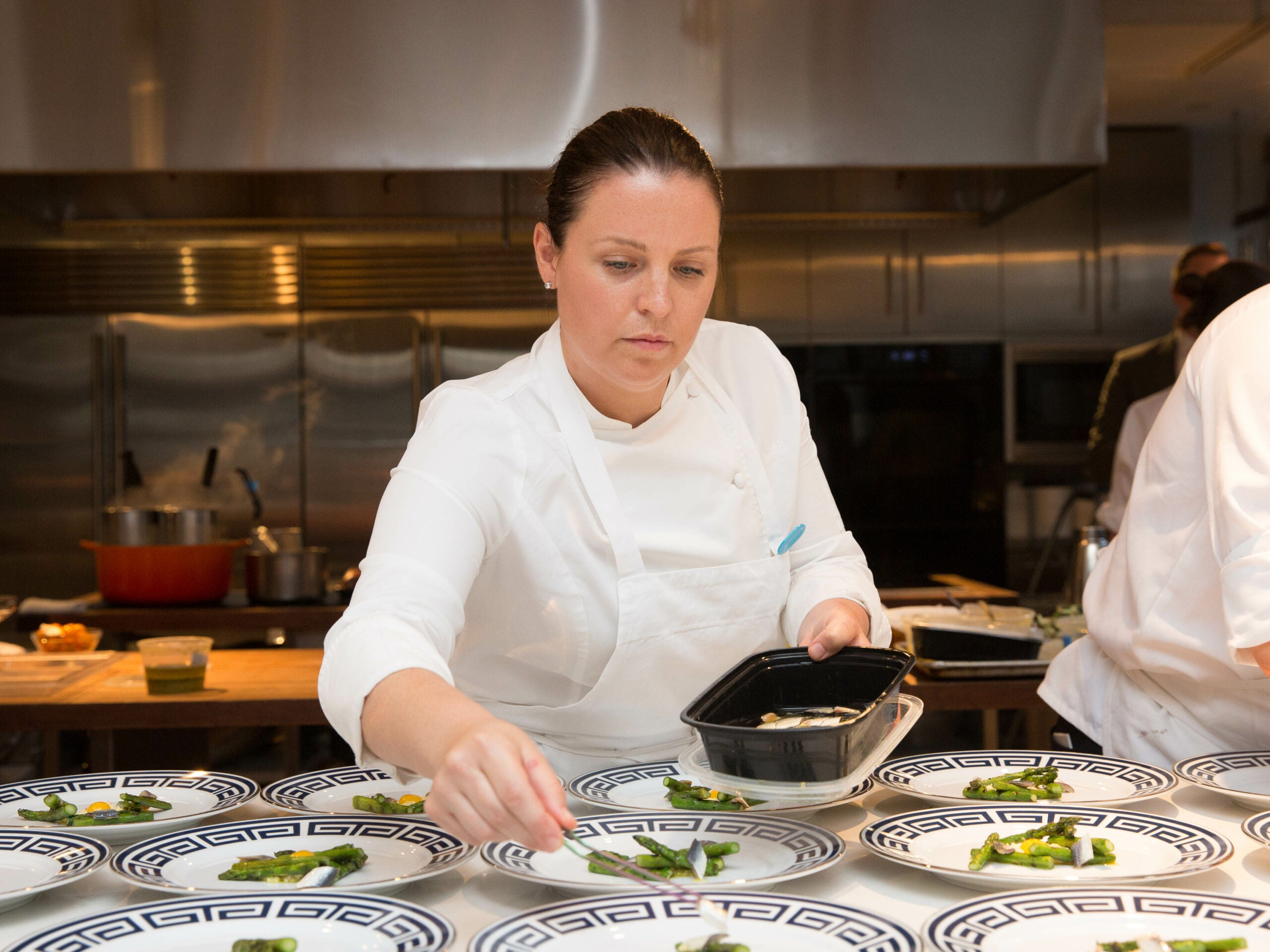 Scenes From Our SAVEUR Supper With Del Posto's Melissa Rodriguez