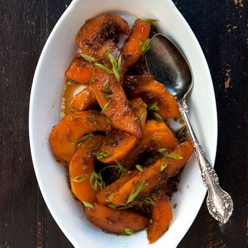 Fresh Pumpkin and Squash Recipes