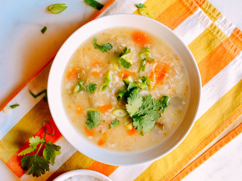 The Best Part of Thanksgiving is Turkey Congee the Next Day